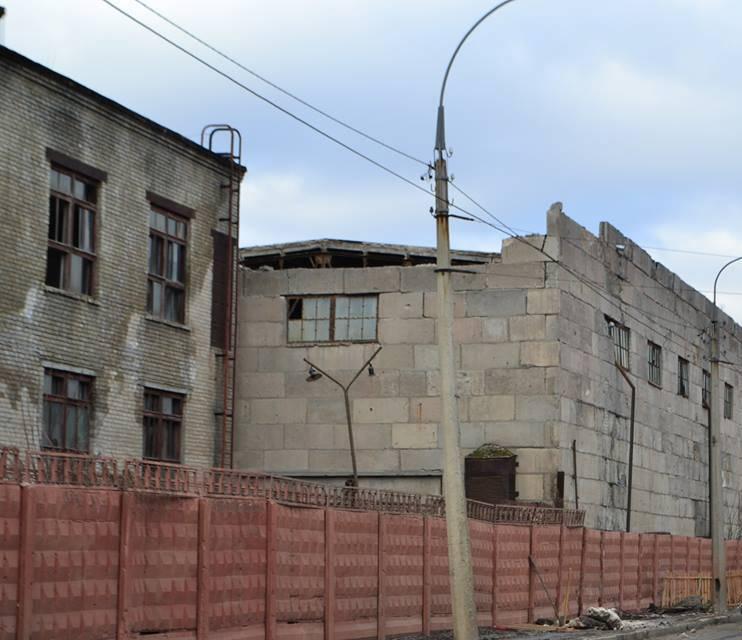 На крупном харьковском заводе рухнула крыша
