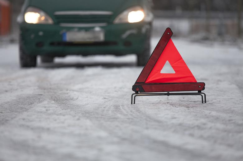 Страшная авария на окружной (ФОТО)