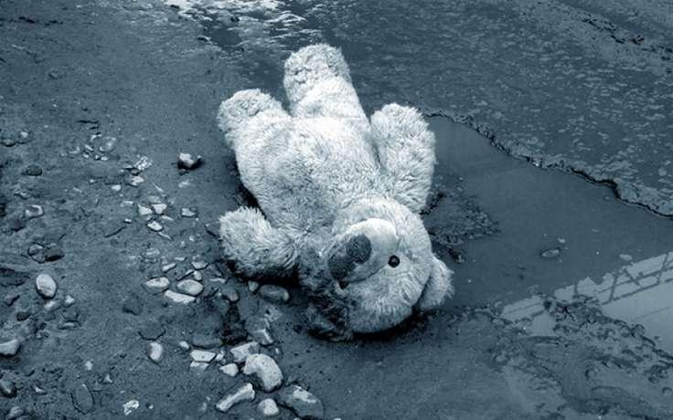 Маленькую девочку сбили на Салтовке (ФОТО)