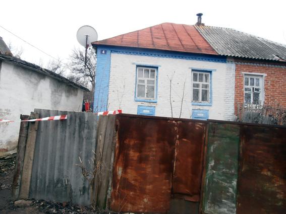На Харьковщине устроили кровавый ад (ФОТО)