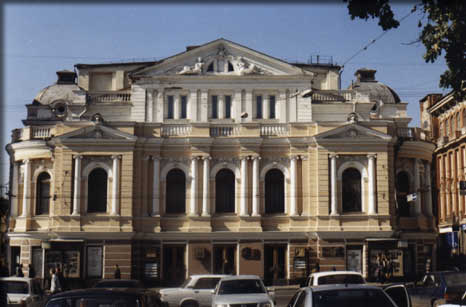 Харьковчанина испугал страшный дом