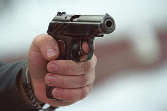 Кошмар на Салтовке. Неадекватный пытался расстрелять детей (ФОТО)