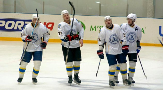 Харьковчане пробились в плей-офф