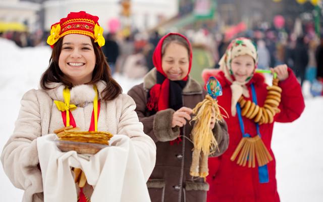 Харьковчане отмечают старинный праздник