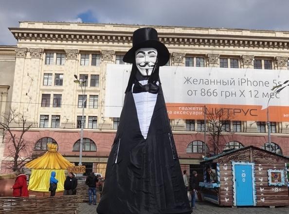 Пороховой заговор готовят в центре Харькова (ФОТО, ВИДЕО)