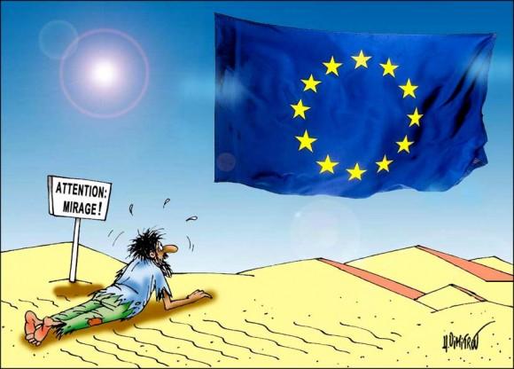 Украинцев поманили европейскими коврижками