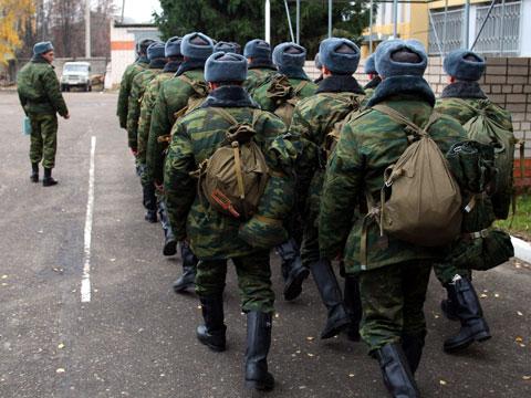 Как харьковчан заманивают в ряды армии