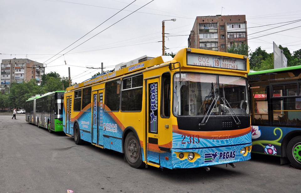 Харьковчане требуют больше транспорта для пенсионеров