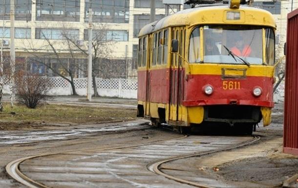 Масштабная авария в Харькове (ФОТО)