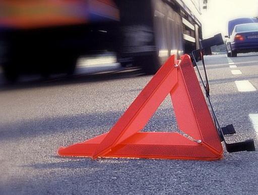 Элитная иномарка пострадала в крупной аварии (ФОТО, ВИДЕО)