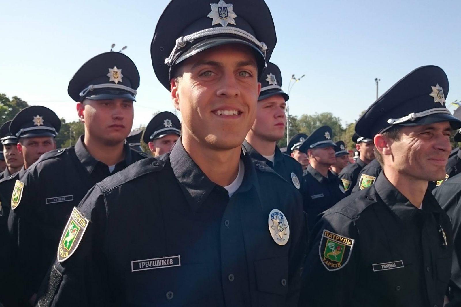 Сотрудников полиции избили в Харькове