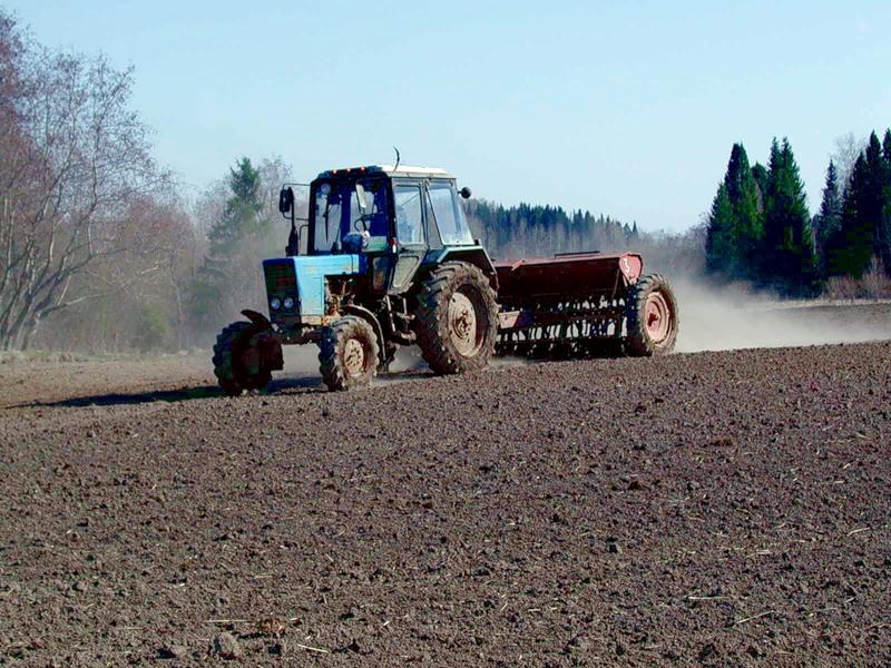 Харьковские аграрии пошли на риск