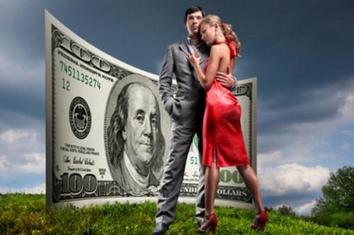 Женщин заставят выбирать между деньгами и мужчинами