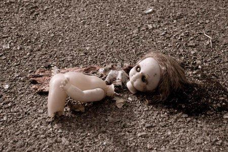 Пьяный мужчина вытряс из ребенка жизнь (ВИДЕО)