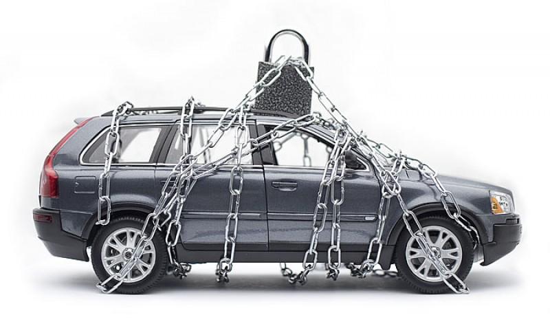 Автолюбителям запретят сигнализации