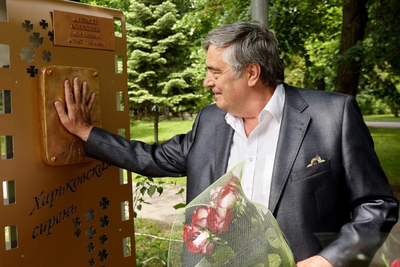 Знаменитый актер посетил Харьков (ФОТО, ВИДЕО)