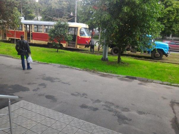 Коварная улица появилась в Харькове (ФОТО)