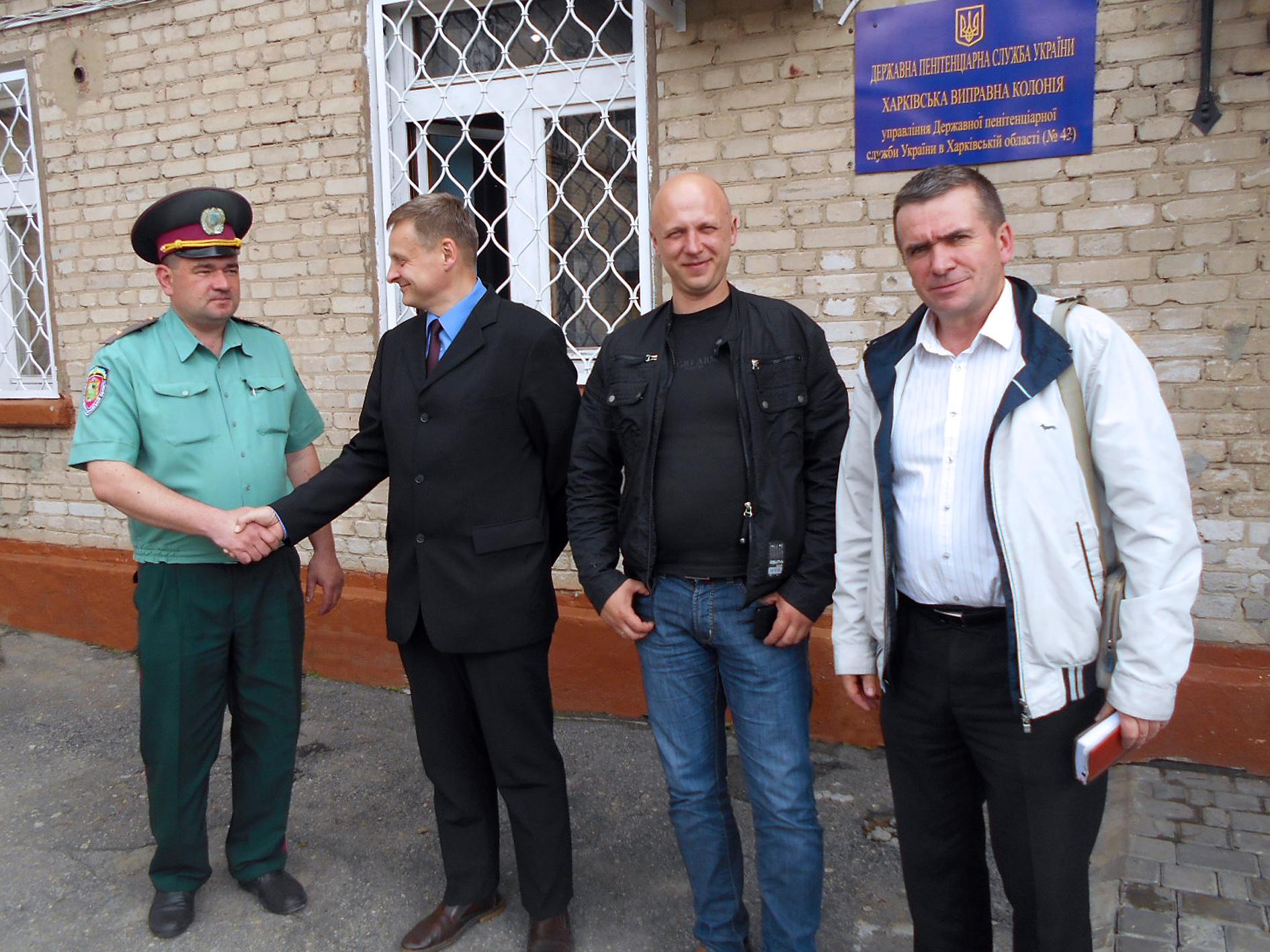 Преступникам Харькова нашли работу в Европе