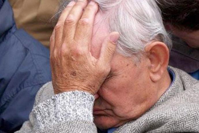Над пенсионерами нависла беда