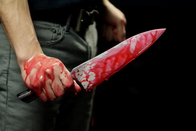 Кровавые разборки в Харькове. Пострадали мужчина и женщина