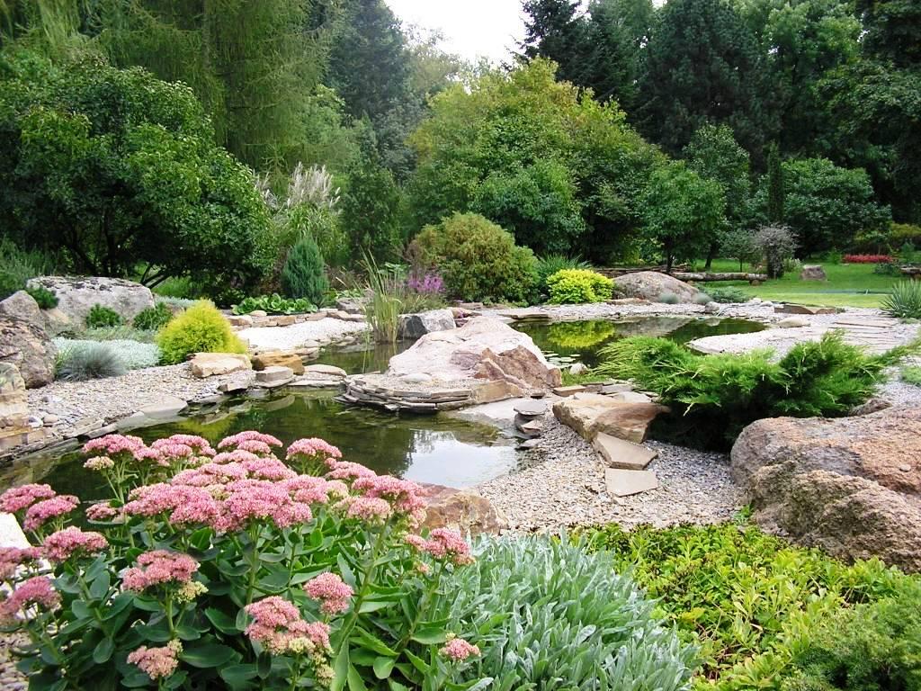 харьков фото сад