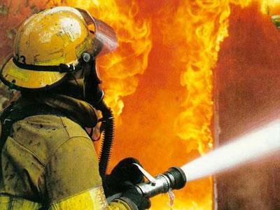 На Салтовке горели высотки (ФОТО, ВИДЕО)