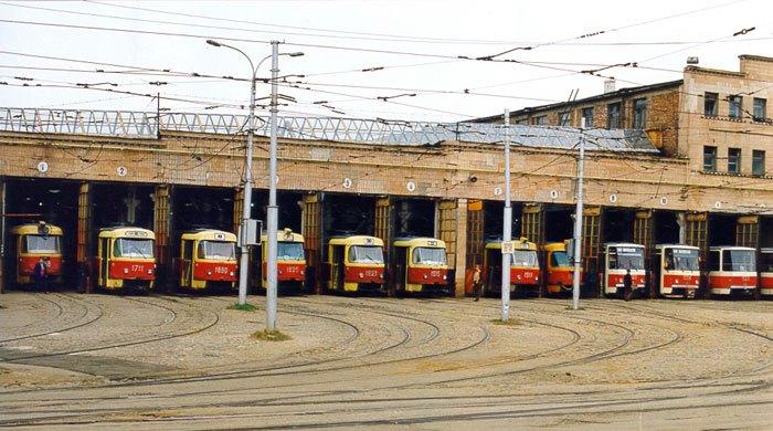 Харькову грозит транспортный коллапс
