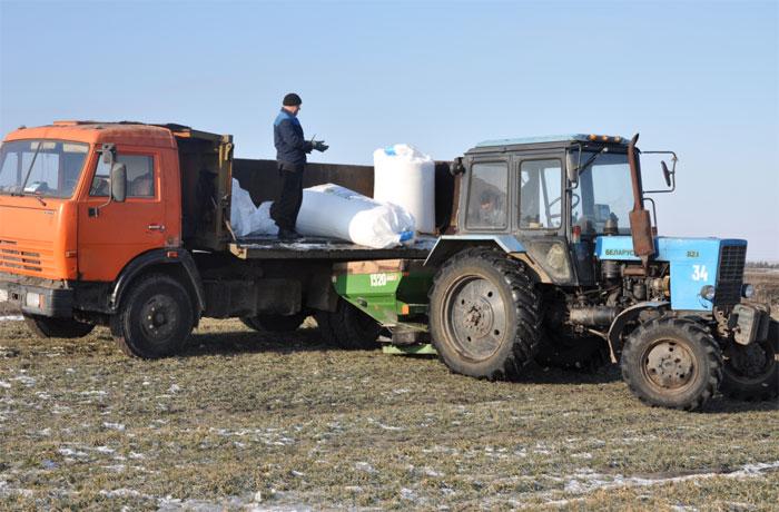 Урожайные реалии. Чиновники и фермеры разошлись во мнениях