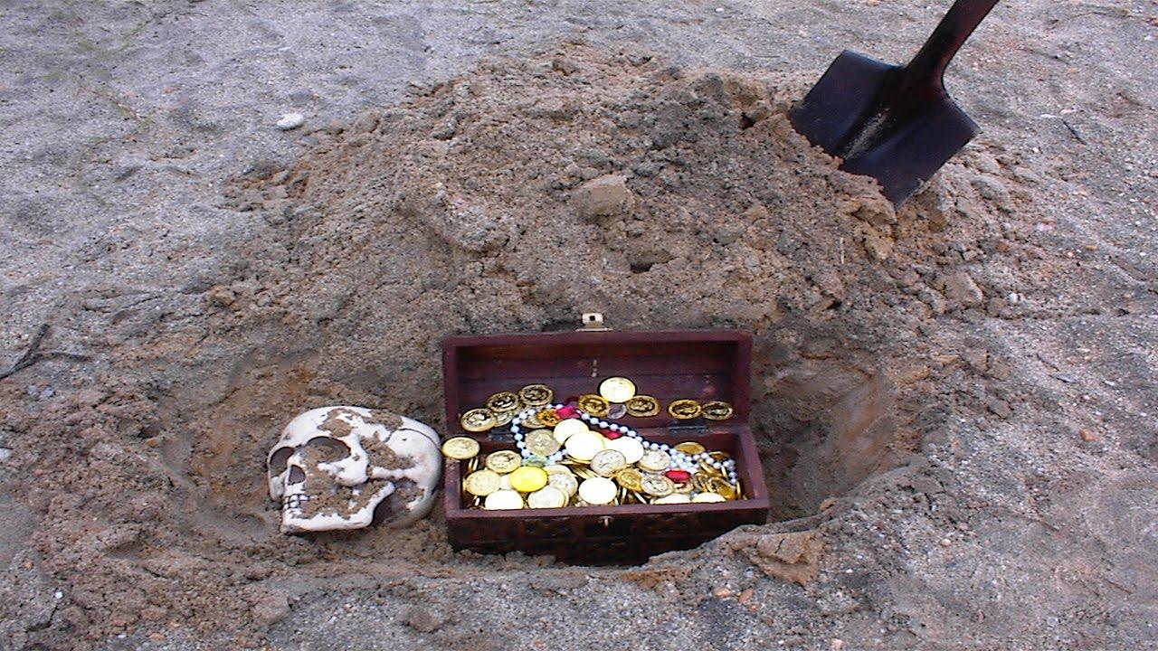 Харьковчане нашли ценный клад