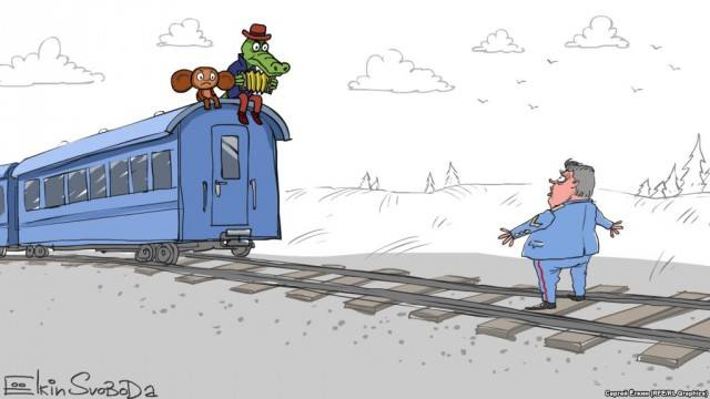 Украинцы массово стремятся покинуть страну