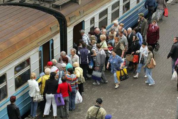 Переполох на Южном вокзале. Эвакуировали тысячу человек (обновлено)