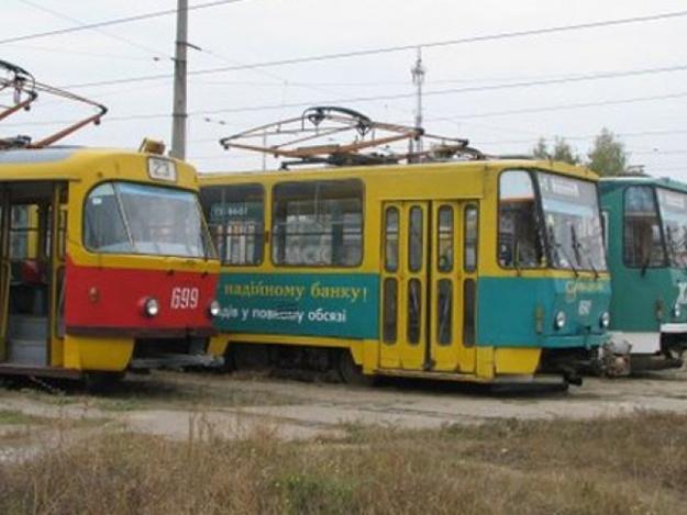 В Харькове остановят весь транспорт (дополнено)