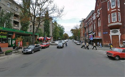Харьковчане забраковали целую улицу