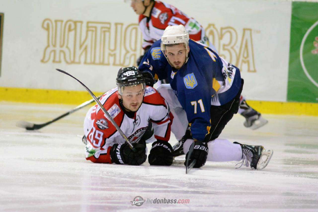 Харьковские хоккеисты ответили за дерзость