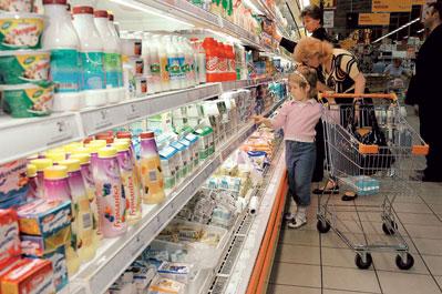 Магазинный террор устроили в Харькове