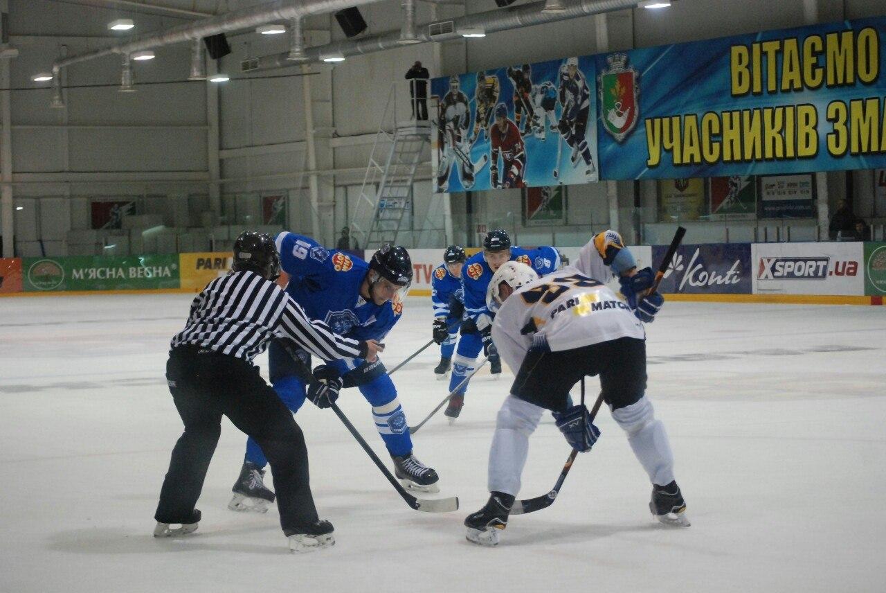 Харьковские хоккеисты находятся на дне