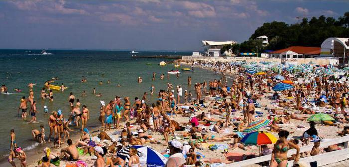 Харьковские курортники помогли устроить аномальное явление
