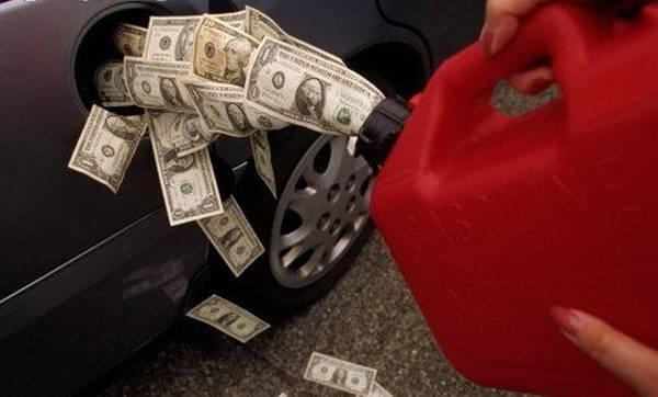 Цена на газ резко обвалилась
