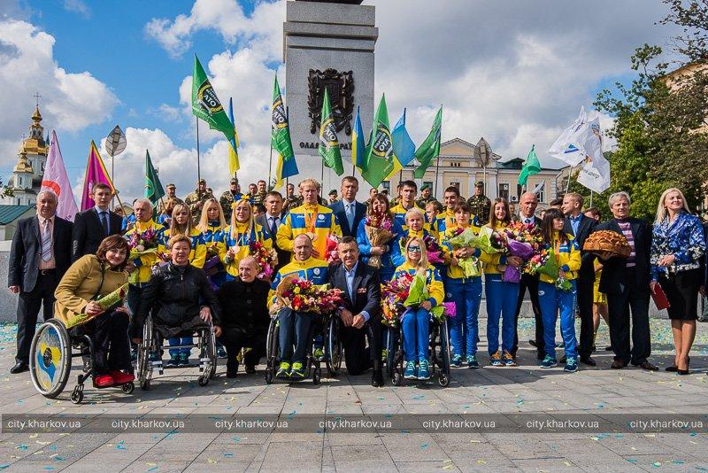 Харьков и область раскошелились на героев