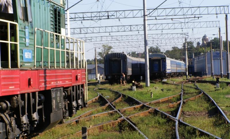 Жители Харьковщины страдают из-за железной дороги