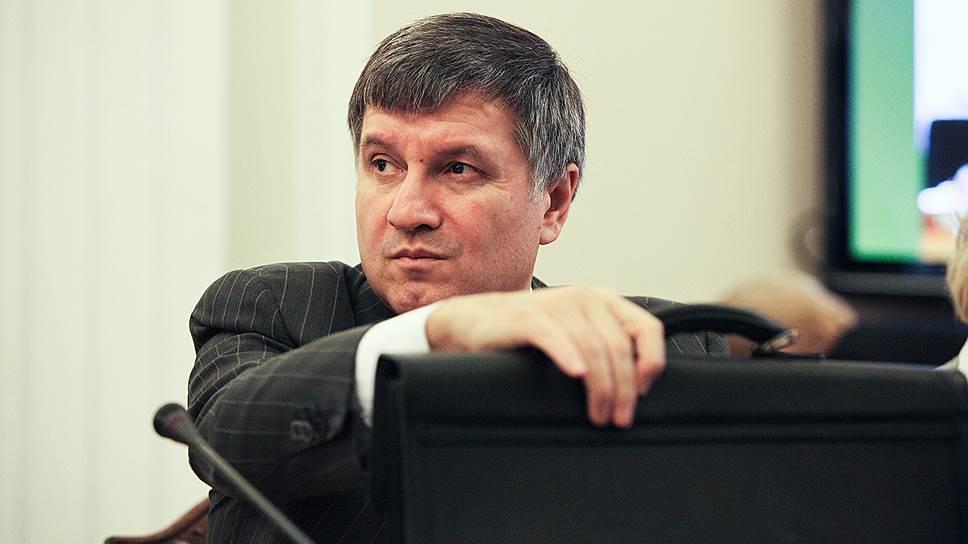 Аваков выступил в неожиданном амплуа (ФОТО, ВИДЕО)
