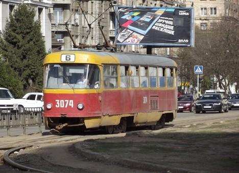В Харькове изменили маршруты движения городского транспорта