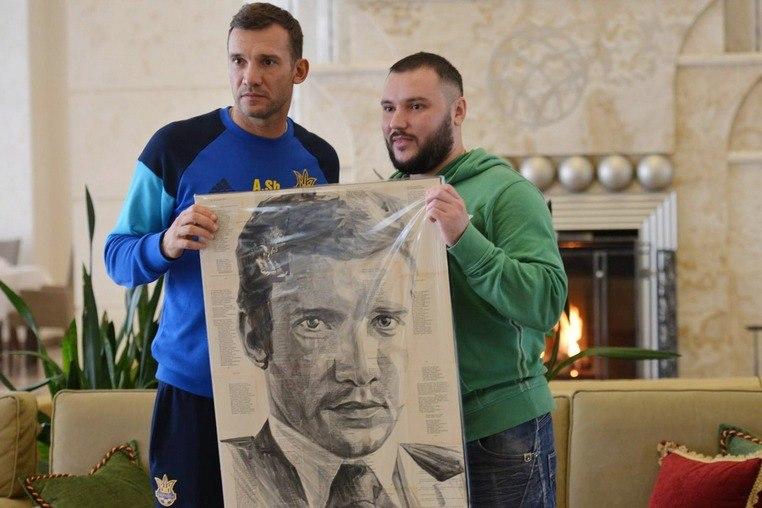 Харьковчанин шокировал футбольную звезду (ВИДЕО, ФОТО)