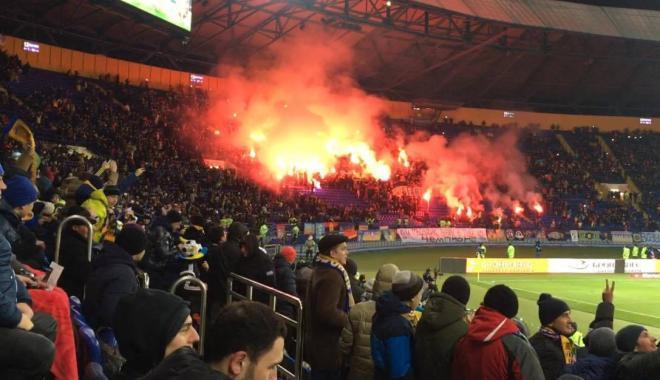Харьковскими фанатами занялись блюстители порядка