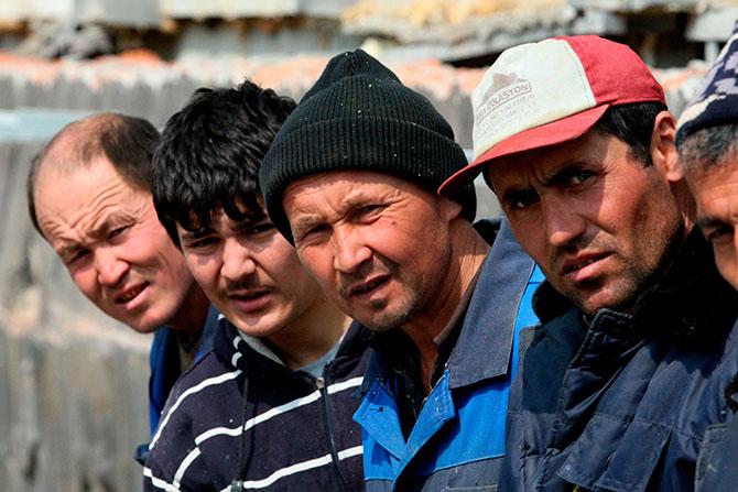 Украину хотят наполнить мигрантами
