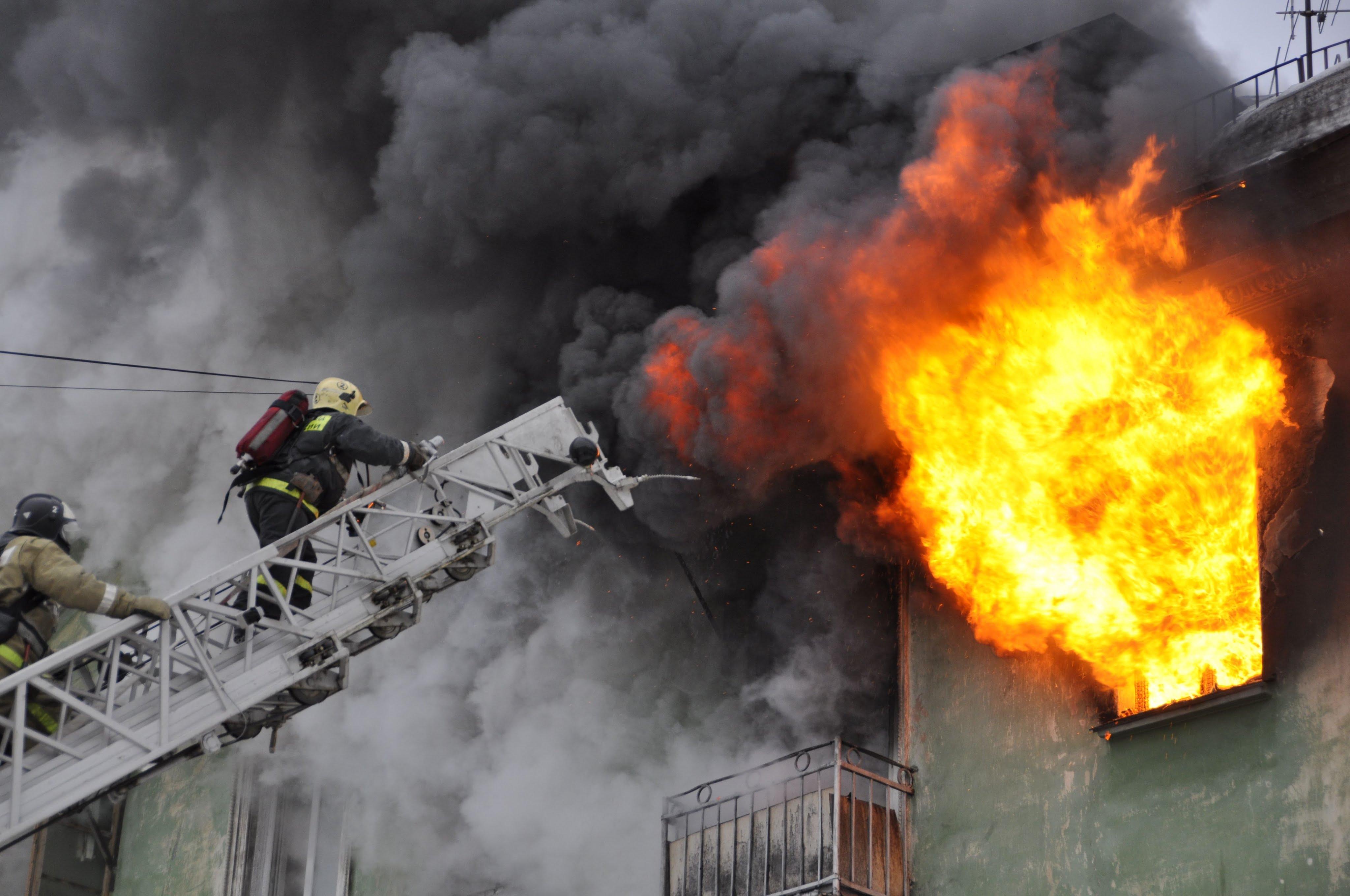 Взрыв на Салтовке. Женщина устроила самосожжение