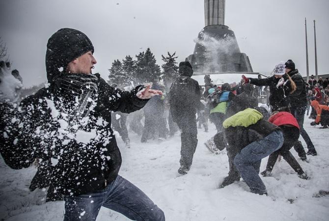 Студенты в Харькове готовят массовое побоище