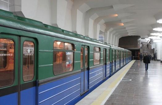 В метрополитене меняется расписание движения