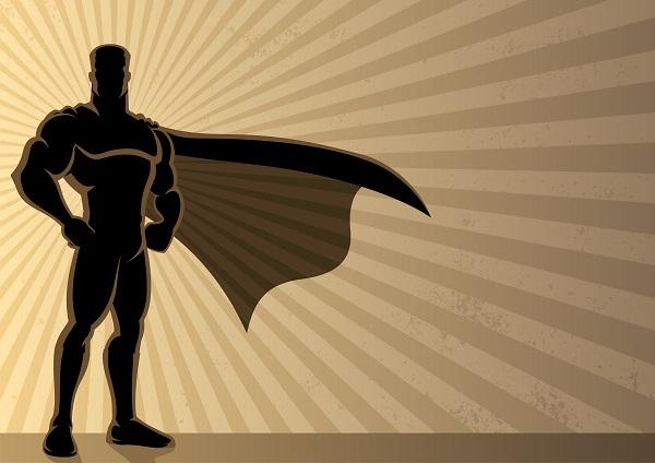 Последняя надежда. Супергерой будет спасать Украину