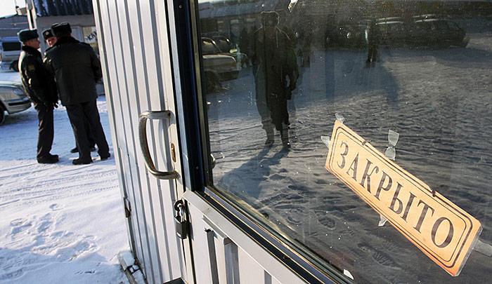 Люди массово закрывают бизнес в Харькове